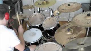 Bleed American - Jimmy Eat World (Drum Cover)