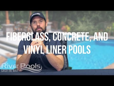 Which is Best: Fiberglass, Concrete, or Vinyl Liner?