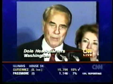 1996 US Election Coverage CNN Part 17