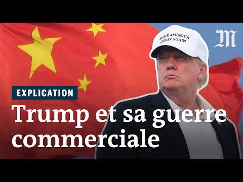Guerre commerciale contre