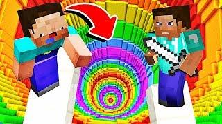 LE NOOB vs DROPPER LE PLUS FACILE AU MONDE ! | Minecraft