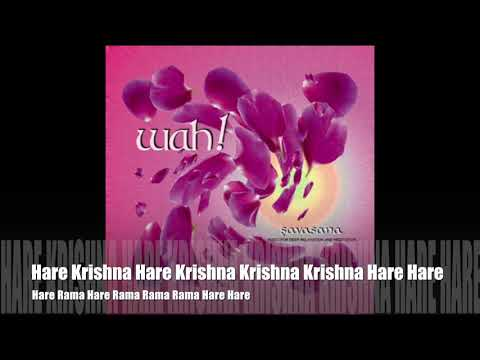 Wah! SAVASANA - Hare Krishna