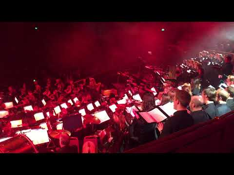 Duel of the Fates Symphonic Star Wars 29/10/17 Royal Albert Hall, London