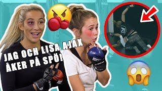 KÖR MMA MED LISA AJAX!!! - REPS AND Q´S AVSNITT 2 thumbnail