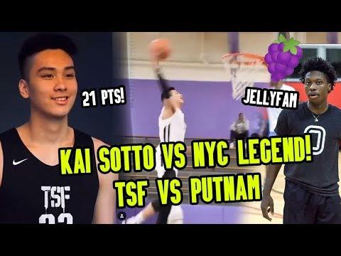 International Basketball Star Kai Sotto Visiting Kentucky