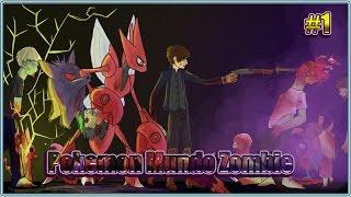 Creepypasta Pokemon Mundo Zombie - capitulo 1 - El inicio del virus