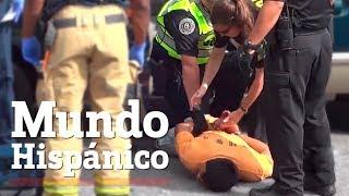 Conductor hispano en alto estado de embriaguez pide que lo maten