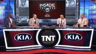 Rockets vs Timberwolves Game 4 Postgame Talk | Inside The NBA