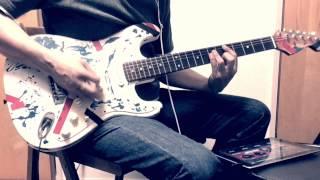 色を剥がして superfly ギターカバー