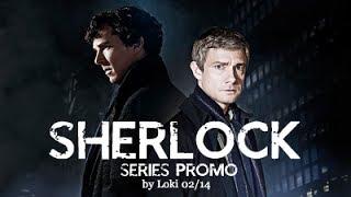 Sherlock BBC | series 4 promo