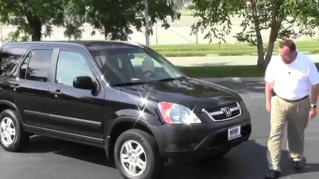 Superb Used 2003 Honda CR V EX 4wd For Sale At Honda Cars Of Bellevue...an Omaha  Honda Dealer!