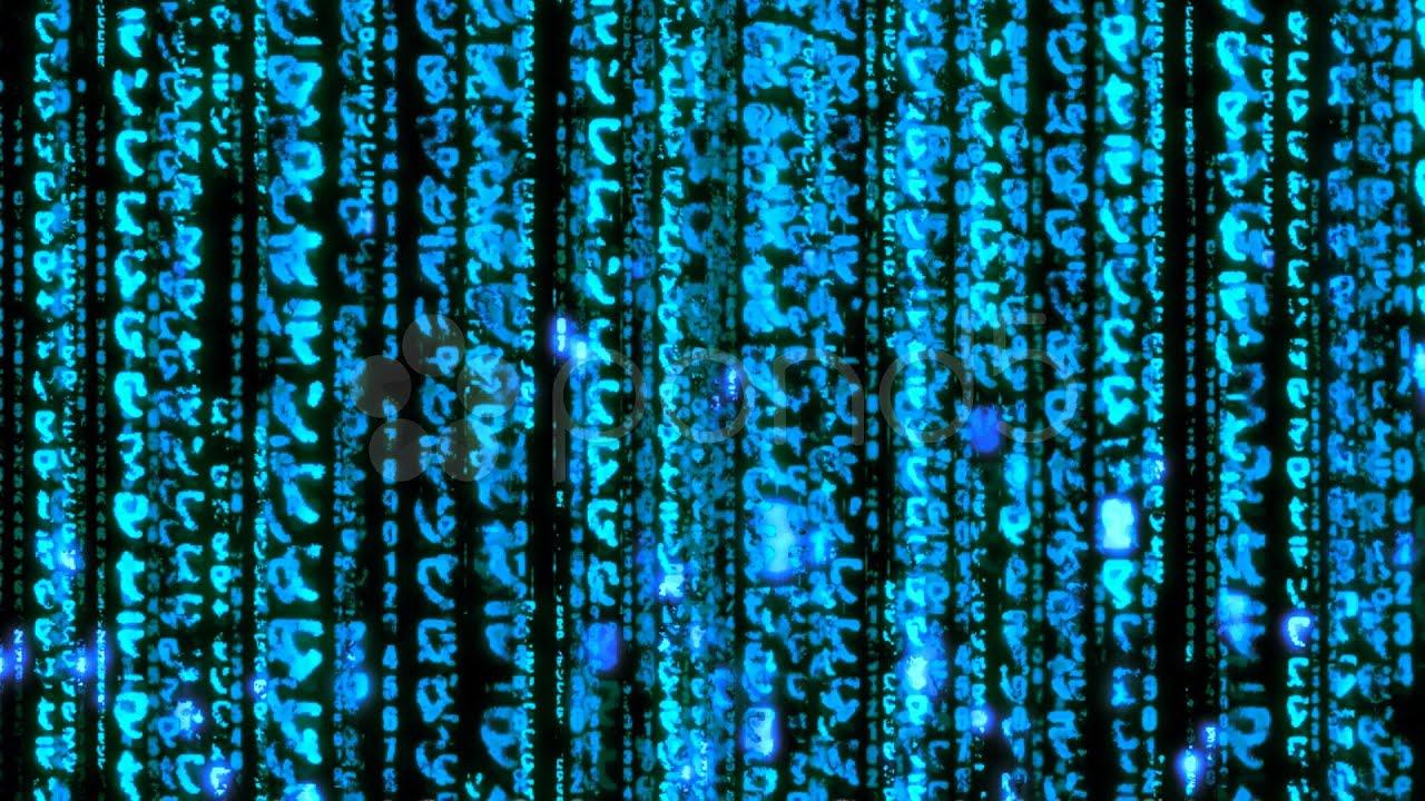 Matrix Falling Code Wallpaper Matrix Coding Digital Data Binary Numbers Hacker