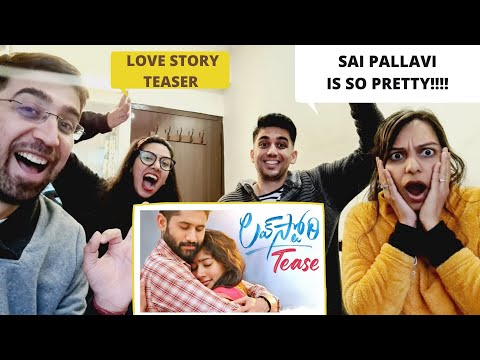 #LoveStory Teaser | Naga Chaitanya | Sai Pallavi | Sekhar Kammula | Pawan Ch Reaction Video