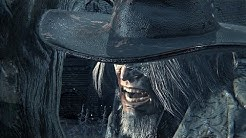 Bloodborne: Father Gascoigne Boss Fight (1080p)