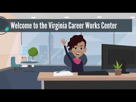 Virginia Career Works Centers Tour Of Services