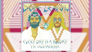 DOPE LEMON - Every Day Is A Holiday Feat. Winston Surfshirt (The Magician Remix) [Visualiser]