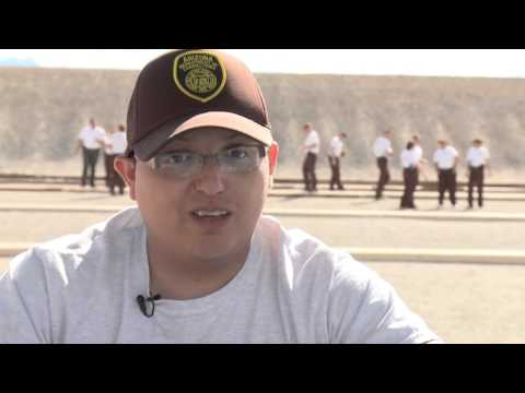 Physical demands of correctional officer training academy