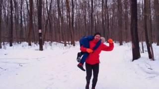 видео Ориентирование зимой