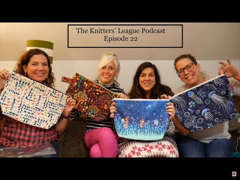 The Knitters' League Podcast :: Episode 22