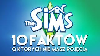 The Sims -  10 faktów, o których nie masz pojęcia.