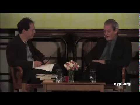 A Conversation with Paul Auster
