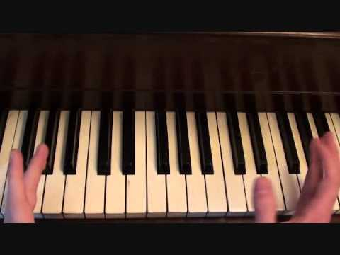 Amazing - Kanye West x Young Jeezy (Piano Lesson by Matt McCloskey)