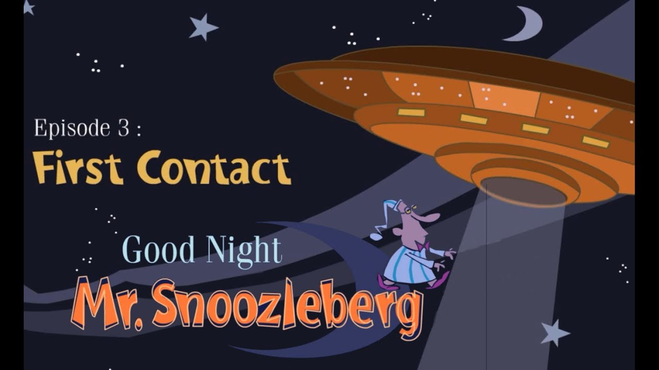 Goodnight Mr. Snoozleburg First Contact! #PointAndClick #FlashGames #AdventureGames