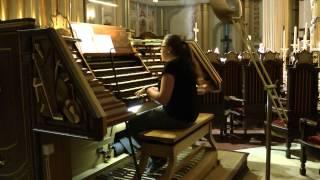 Bazylika w Licheniu. Wielkie Organy. Apel Maryjny (fragmenty). Sierpień 2012