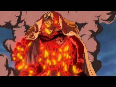 One Piece - Akainu AMV - 동영상