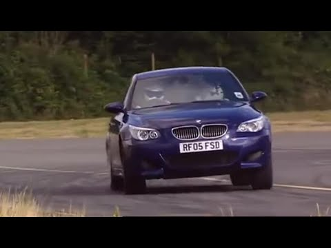 bmw m5 road test part 2 top gear bbc youtube. Black Bedroom Furniture Sets. Home Design Ideas