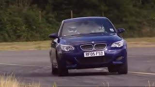 BMW M5 Road Test Part 2 | Top Gear | BBC