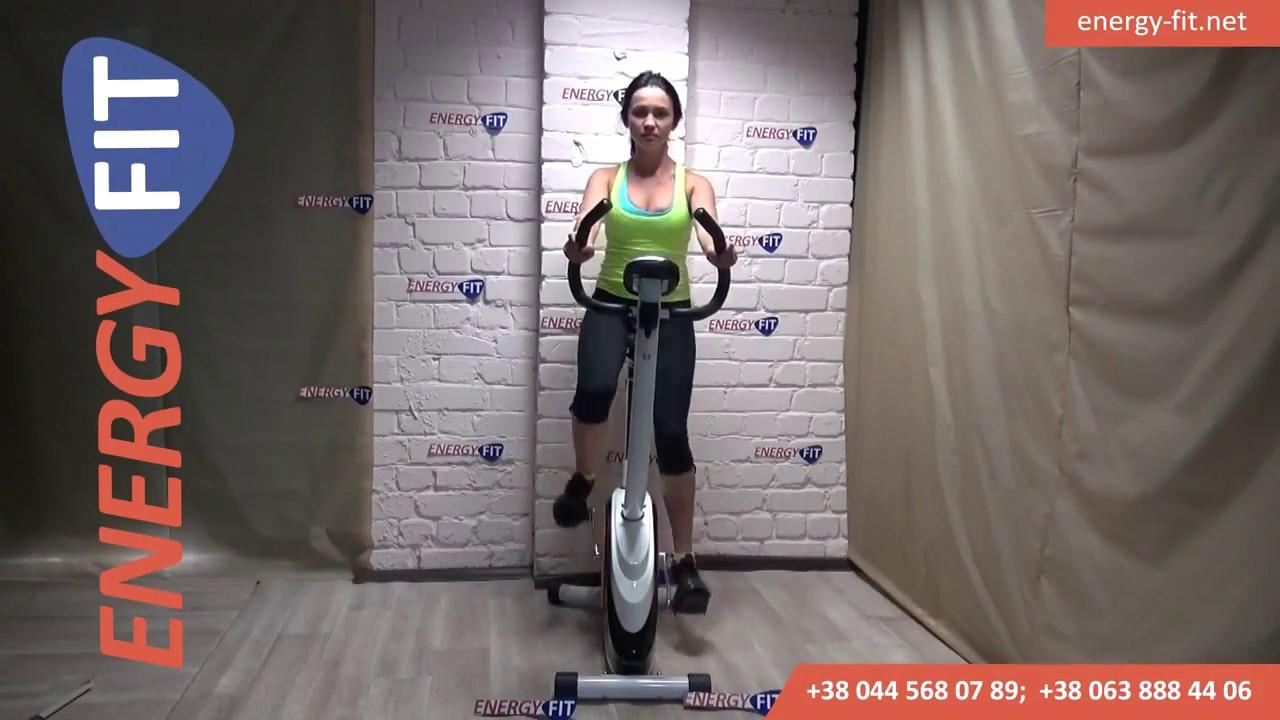 Велотренажер Movello от Casada Украина - YouTube