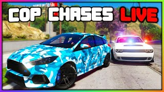 GTA 5 Roleplay LIVE - Police Chases and MORE | RedlineRP