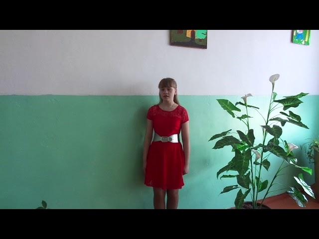 Изображение предпросмотра прочтения – ДарьяБелых читает произведение «Весна, весна! как воздух чист!..» Е.А.Баратынского