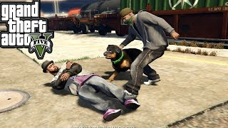 vuclip GTA V-Chop-Walkthrough Gameplay-Mission#9(1080p)