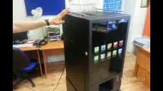 Кофемашина Nero обзор, настольная кофе машина HoReCa и OCS
