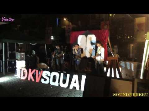 Festival Musik DKV SQUAD CIC Cirebon - Mezzaluna   Kirim Aku Bunga Slank # 4