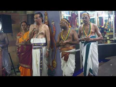 Announcement  750th Year Swami Desikan Thirunakshtra Utsavam at Chembur Sri Ahobila Mutt