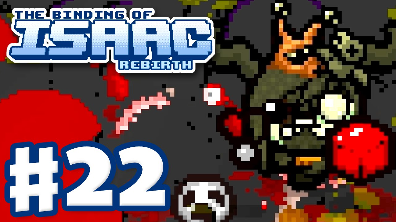 The Binding Of Isaac Rebirth Gameplay Walkthrough Part