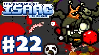 The Binding of Isaac: Rebirth - Gameplay Walkthrough Part 22 - Dark Room! (PC)