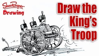 How to draw the King