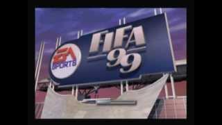 FIFA 99 (Playstation) Intro