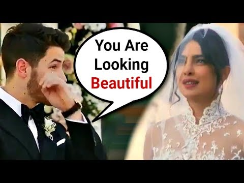 Nick Jonas Gets Emotional After Watching  Priyanka Chopra As Bride Mp3