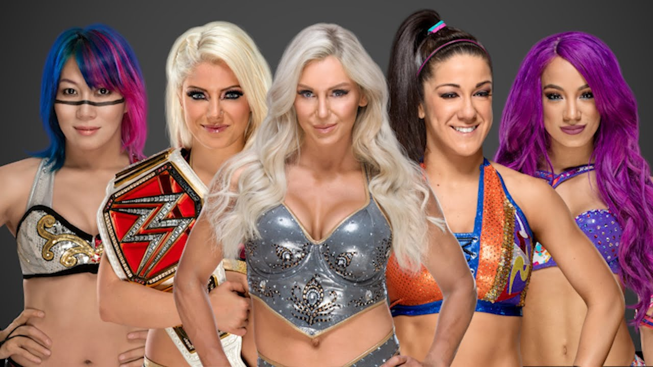 most googled wwe women