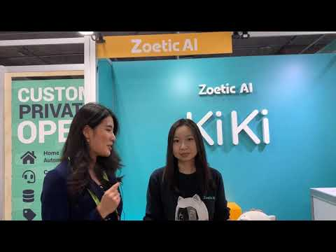 Startup Showcase: Zoetic - Bring Empathy to Pet Robot with AI