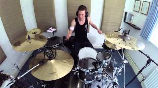 Louis Sellers - Galantis - Runaway (U & I) Drum Cover