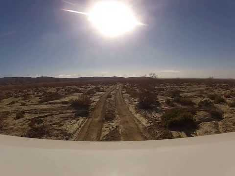 Kazakhstan, Mangyshlak Peninsula - Karagie aria  -- Part 1 HD