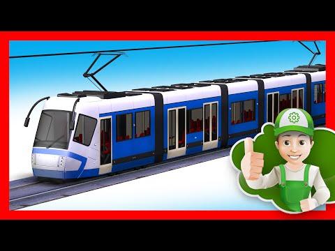 Ютуб про трамвай мультфильм