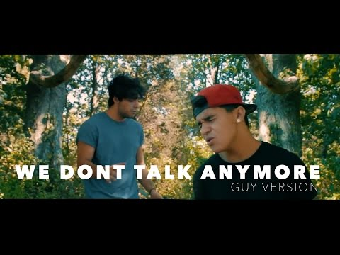 Charlie Puth - We Don't Talk Anymore (Tyler & Ryan Cover)