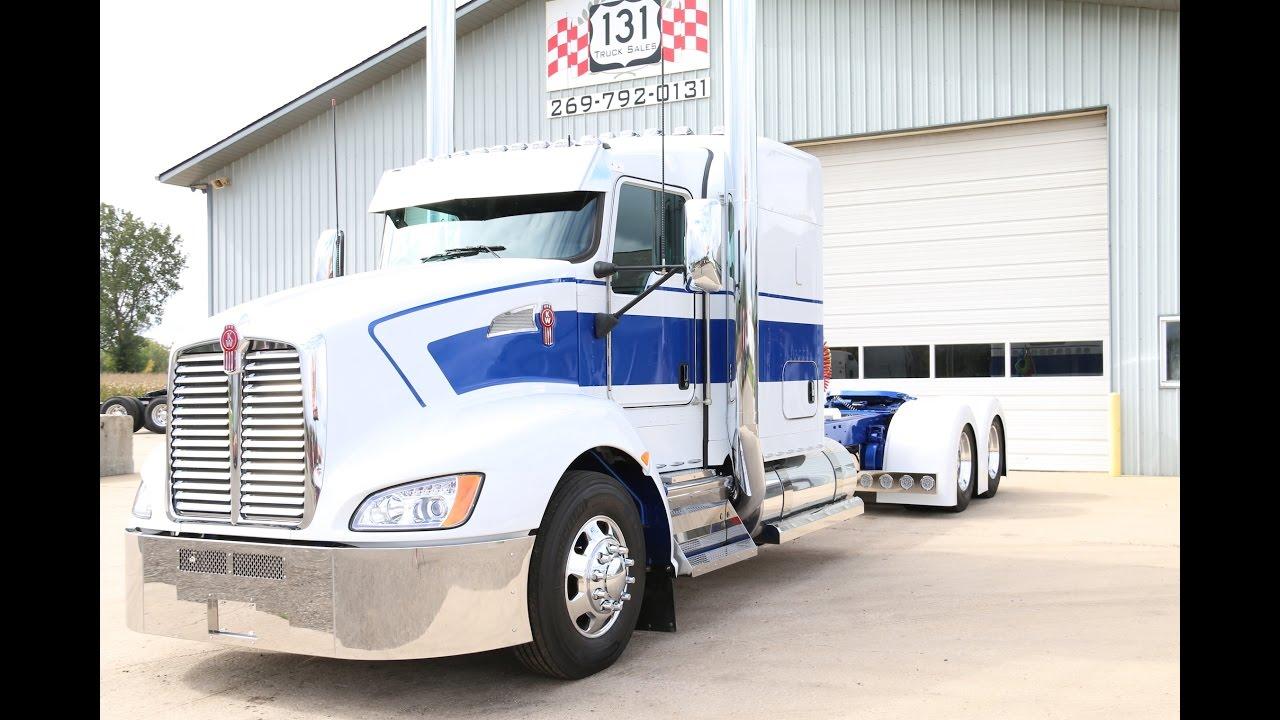 2015 Kenworth T660 | 131 Truck Sales
